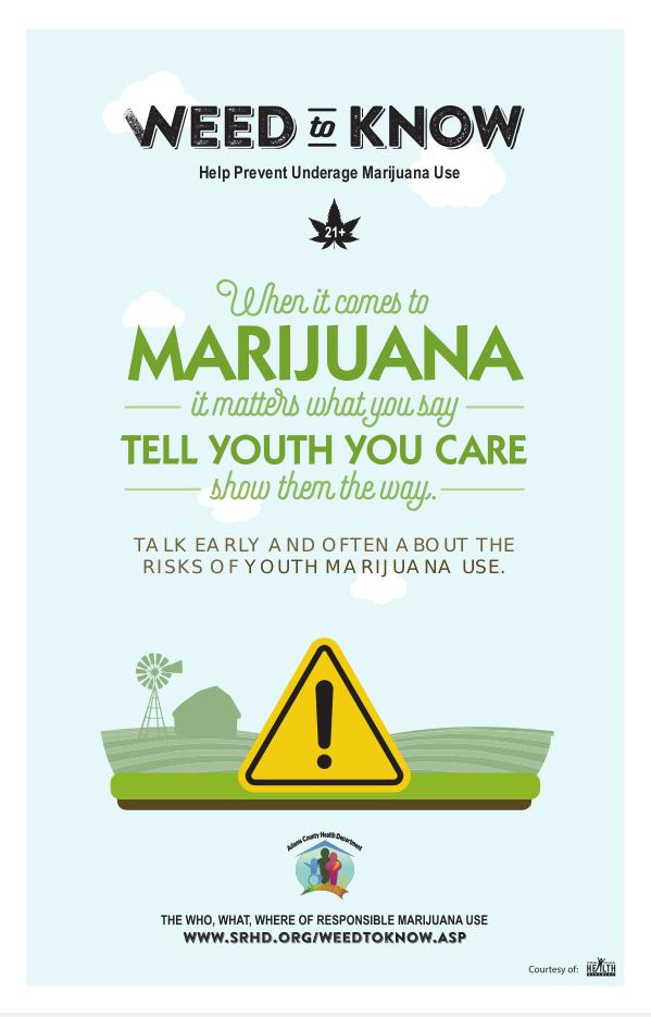 Anti-Marijuana Poster #5