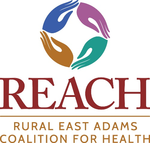 The REACH logo.